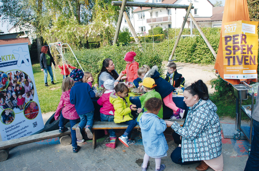 Kindergarten Baden Württemberg