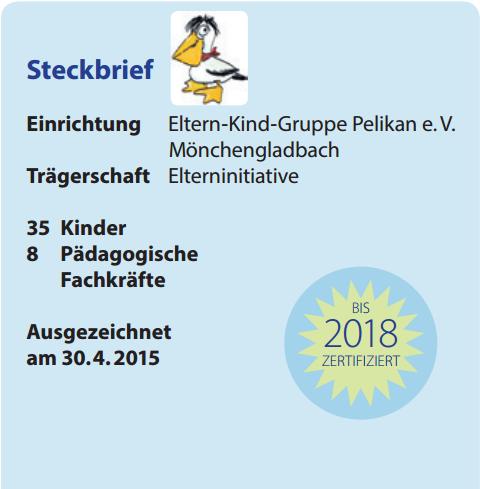 Berühmt Eltern-Kind-Gruppe Pelikan e.V. – Mönchengladbach #JQ_57